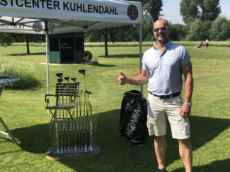 Club intern: Golfclub Grevenmühle Ratingen