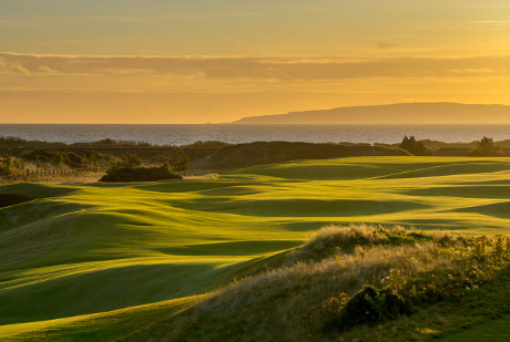 Golf Ayrshire  - Schottland