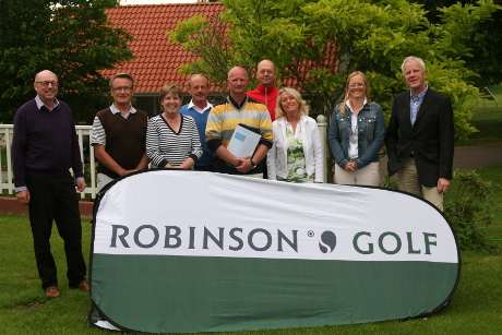 TUI Reisecenter Bad Oeynhausen Golf Cup 2013