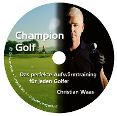 Christian Waas  Champion Golf