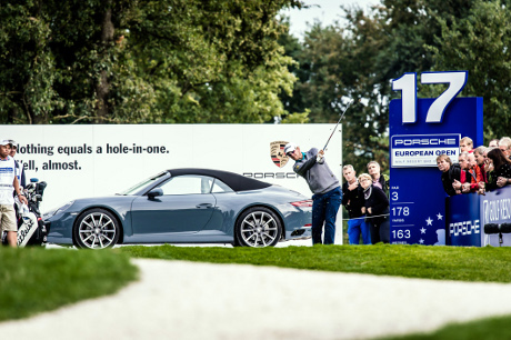 Turnier: Porsche European Open 2016