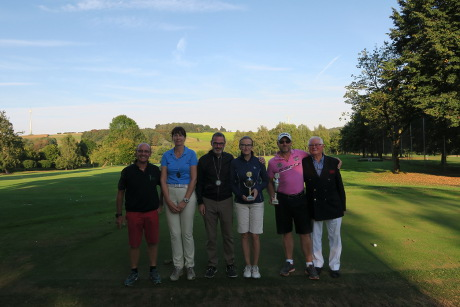 Club intern: GC Heerhof