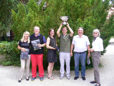 Club intern:  Warendorfer Golfclub An der Ems